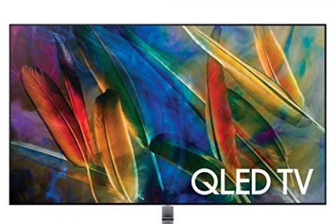 Samsung Electronics QN55Q7F 55-Inch 4K Ultra HD Smart QLED TV 2017 Model