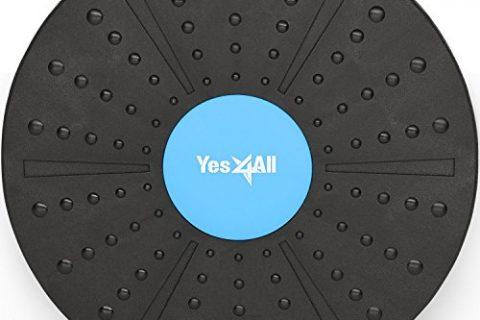 Yes4All B814 Balance Board for Balance & Stability Training