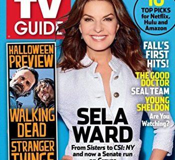 TV Guide Print + Kindle