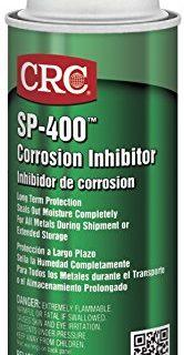 CRC SP-400 Corrosion Inhibitor, 10 oz Aerosol Can, Dark Amber