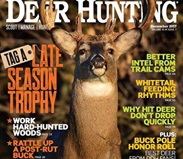 Deer & Deer Hunting Print + Kindle