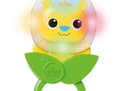 Bright Starts Lion Toy, Shake & Light