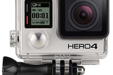 GoPro HERO4 Black Edition Camera Certified Refurbished