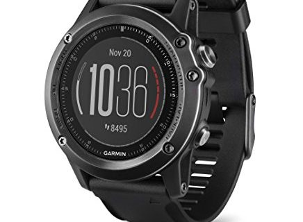 Garmin fēnix 3 HR – Gray Certified Refurbished