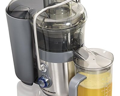 Hamilton Beach Easy Clean Big Mouth 2-Speed Juice Extractor 67850