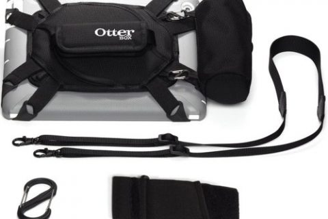 OtterBox 77-30408 Utility Series Latch II Case with Accessory Bag for 10-Inch Tablets – Black