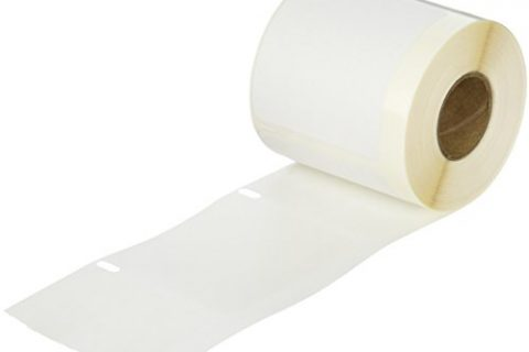 """DYMO LW Multi-Purpose Labels for LabelWriter Label Printers, White, 2"""" x 2-5/16"""", 1 roll of 250 30370"""