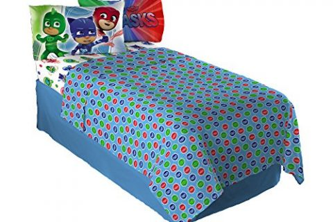 Entertainment One PJ Masks on Our Way Full Sheet Set