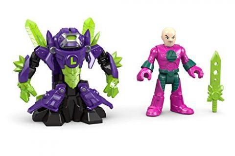 Fisher-Price Imaginext DC Super Friends, Battle Armor – Lex Luthor