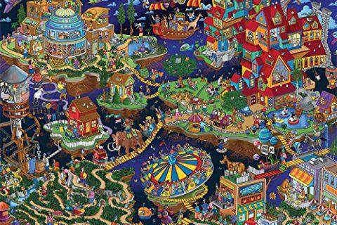 Ceaco Tooniverse – Sixes Were Nines Puzzle 550 Piece
