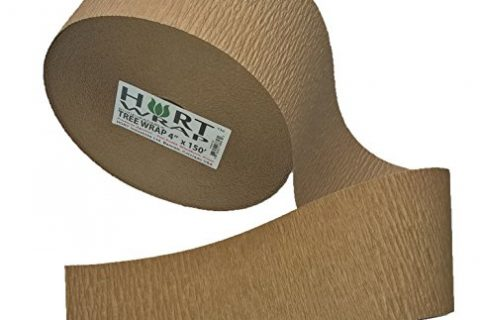 HORT Paper Tree Wrap 3″ x 150′ roll, Commercial Grade