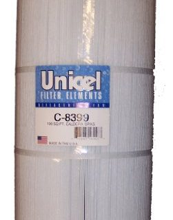 Unicel C-8399 Replacement Filter Cartridge for 100 Square Foot Caldera