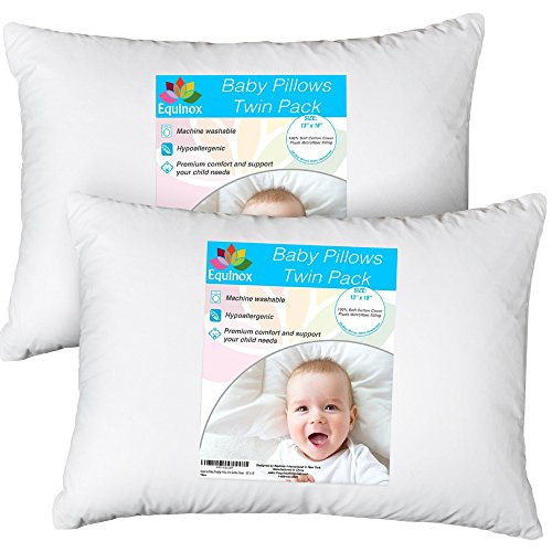 Kids Toddler Pillowcases Uomny 2 Pack 100 Cotton Pillow