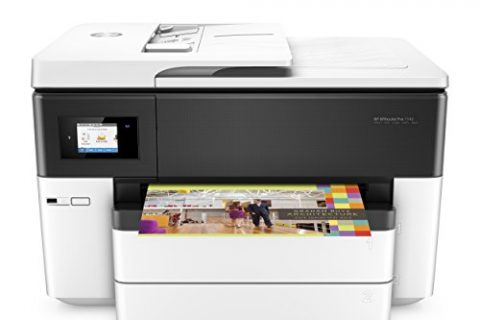 HP OfficeJet Pro 7740 Wide Format All-in-One Printer with Wireless & Mobile Printing G5J38A