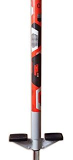 Think Gizmos Pogo Stick For Kids – Awesome Fun Quality Pogo Stick For Boys & Girls By ThinkGizmos Red & Black – For Kids 5,6,7,8,9,10 Years Old & Up To 90lbs 36kgs
