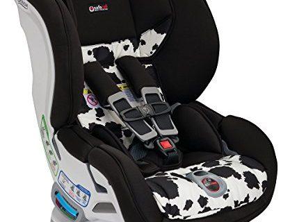 Britax USA Marathon ClickTight Convertible Car Seat, Cowmooflage