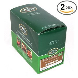 Green Mountain Coffee Southern Pecan, K-Cup Portion Pack for Keurig K-Cup Brewers 24-Count Pack of 2