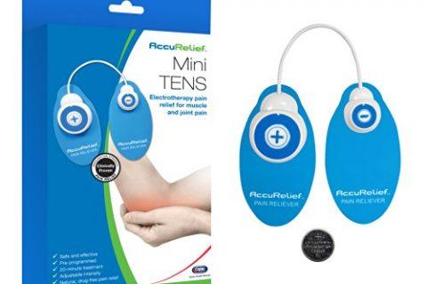 AccuRelief Mini TENS Electrotherapy Pain Relief System