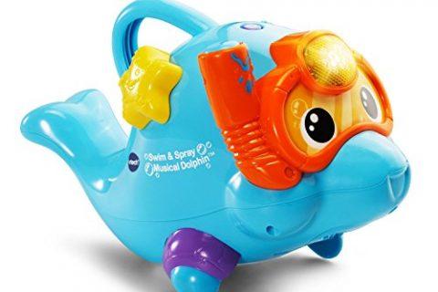 VTech Swim & Spray Musical Dolphin