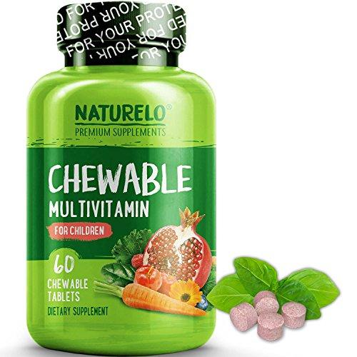 Renzo S Iron Strong Vegan Dissolvable Vitamins For Kids