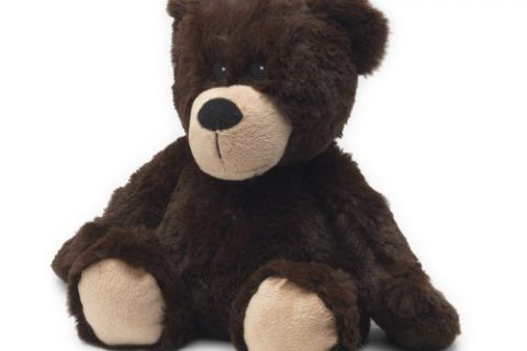 Brown Beddy Bear 10″ by Cozy Plush