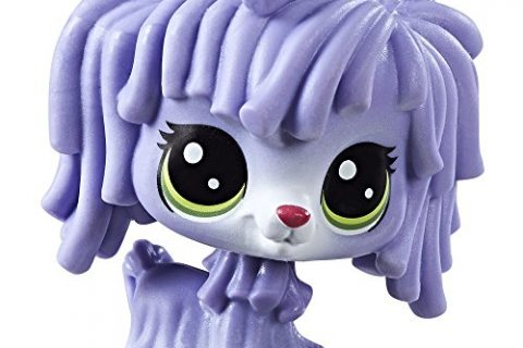 Littlest Pet Shop Single Pet mopdog