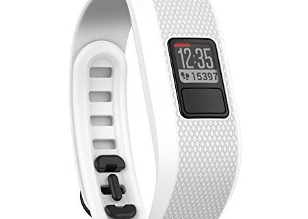 Garmin vivofit 3 Activity Tracker, Regular fit – White