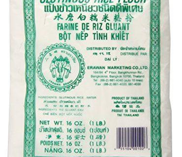 Glutinous Rice Flour 16 Ounce Erawan