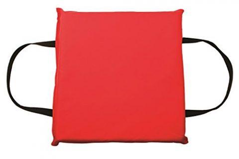 Onyx Throw Cushion Red Cloth