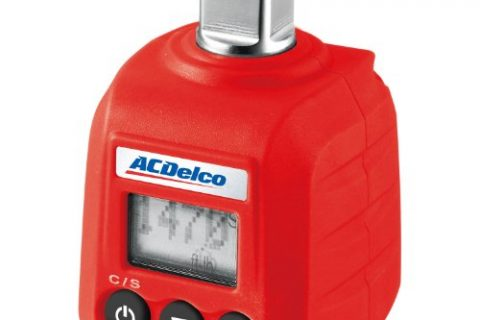 """ACDelco ARM602-4 1/2"""" Digital Torque Adapter 4-147.6 ft-lbs with Audible Alert"""