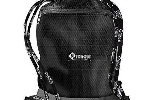 Drawstring bag, Comfortable Durable Multifunction Unisex Gym Drawstring Sack Pack Bag …
