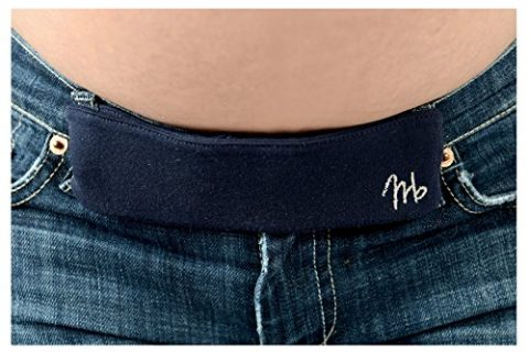 Maeband Maternity Belly Band   Pregnancy Belt, Waistband Extender, Pregnancy Clothes, Maternity Jeans