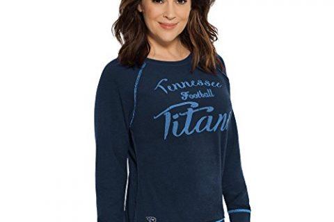 NFL Women's Duout Reversible Pullover Sweatshirt