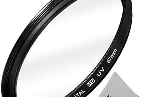 67mm Altura Photo UV Ultraviolet Lens Protection Filter for CANON REBEL T6i T6 T5i T5 T4i T3i T3 T2i, EOS 700D 650D 600D 550D 70D 60D 7D 6D DSLR Cameras with 18-135mm EF-S IS STM Lens