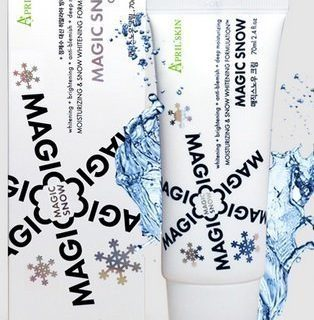 Korea Imported – Aprilskin Magic Snow Cream 70ml