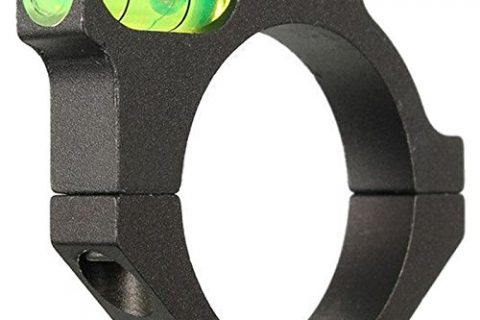 30mm Bubble Level – SODIALRAlloy Rifle Scope Laser Bubble Spirit Level For 30mm Ring Mount Holder