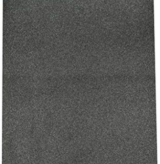 Duck Replacement Air Conditioner Foam Filter, 24-inch by 15-inch by 1/4-inch,…
