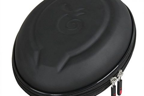 Hard EVA Travel Case for Nakeey Noise Cancelling Stereo Wireless Headset by Hermitshell