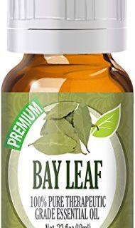 Bay 100% Pure, Best Therapeutic Grade Essential Oil – 10ml