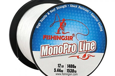 Superior Strong, 4LB-80LB – FISHINGSIR Monofilament Fishing Line