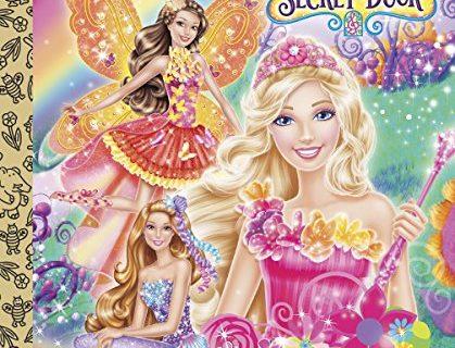 Barbie and the Secret Door Barbie and the Secret Door Little Golden Book