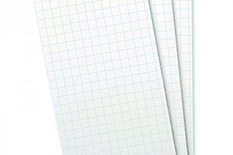 Wellspring Flip Note Refill Pad, 3 per pack Graph Paper 2205