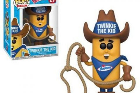 Funko Pop Ad Icons: Hostess-Twinkie the Kid Style May Vary Collectible Figure, Multicolor