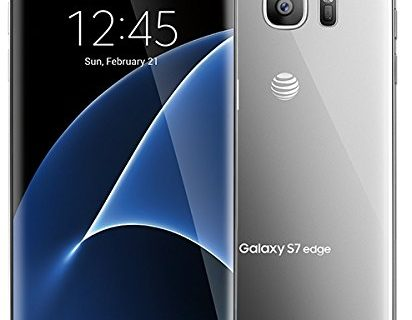 Samsung Galaxy S7 Edge 32GB G935A GSM Unlocked Certified Refurbished Silver