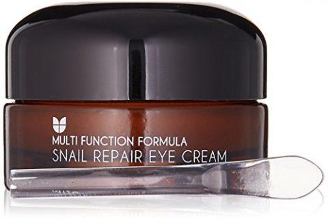 MIZON Snail Repair Eye Cream 0.84 fl. oz/25ml, Eye Cream for Dark Circles and Wrinkle Care
