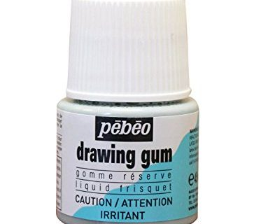 Pebeo Drawing Gum Bottle,45ml 033000CAN