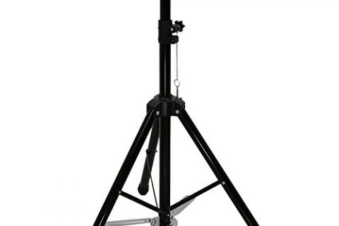 Docooler Adjustable Hair Dressing Tripod Wig, Training Cosmetology Mannequin Head Holder Stand with Carry Bag