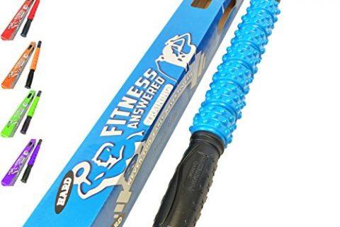 Blue – The Muscle Stick Elite Massage Roller | Muscle Roller Stick Massager – The Stick for Relief