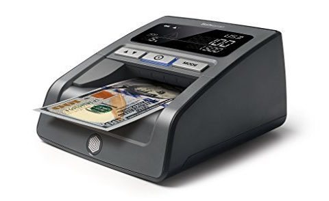 Safescan 185-S Counterfeit Bill Detector – Multi Direction Automatic Counterfeit Detector