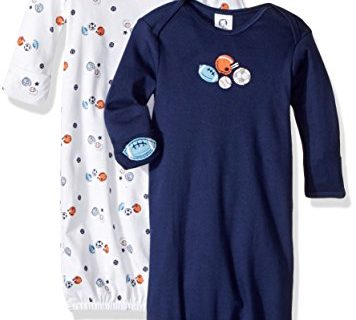 Gerber Baby Boys' 2 Pack Gown